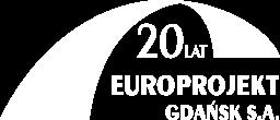 Logo firmy Europrojekt
